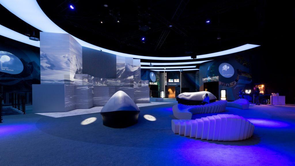 Интерактивный природный парк в Дубаи