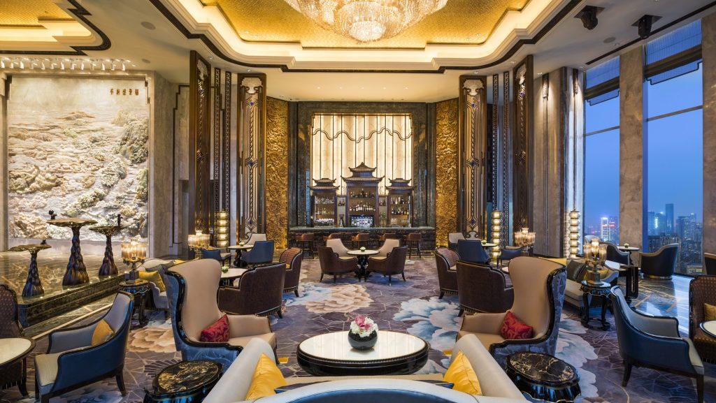 Дизайн интерьера отель
