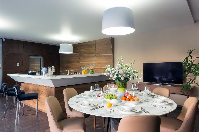 Дизайн проект дома в Сочи от Ирины Боровской