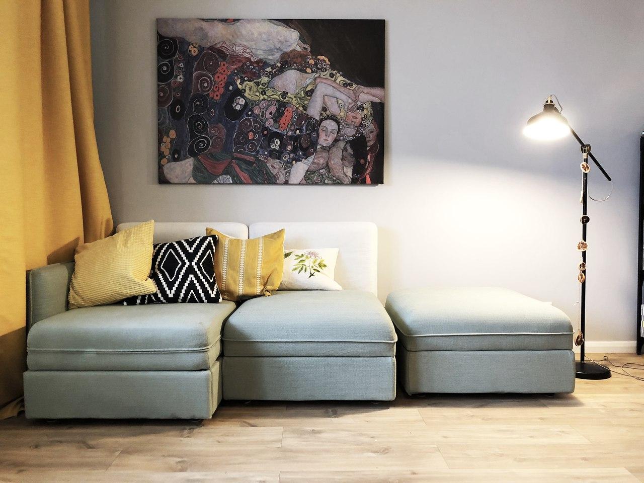 как подобрать мебель