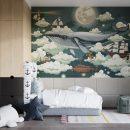 Детская комната в морском стиле: как правильно подобрать обои?