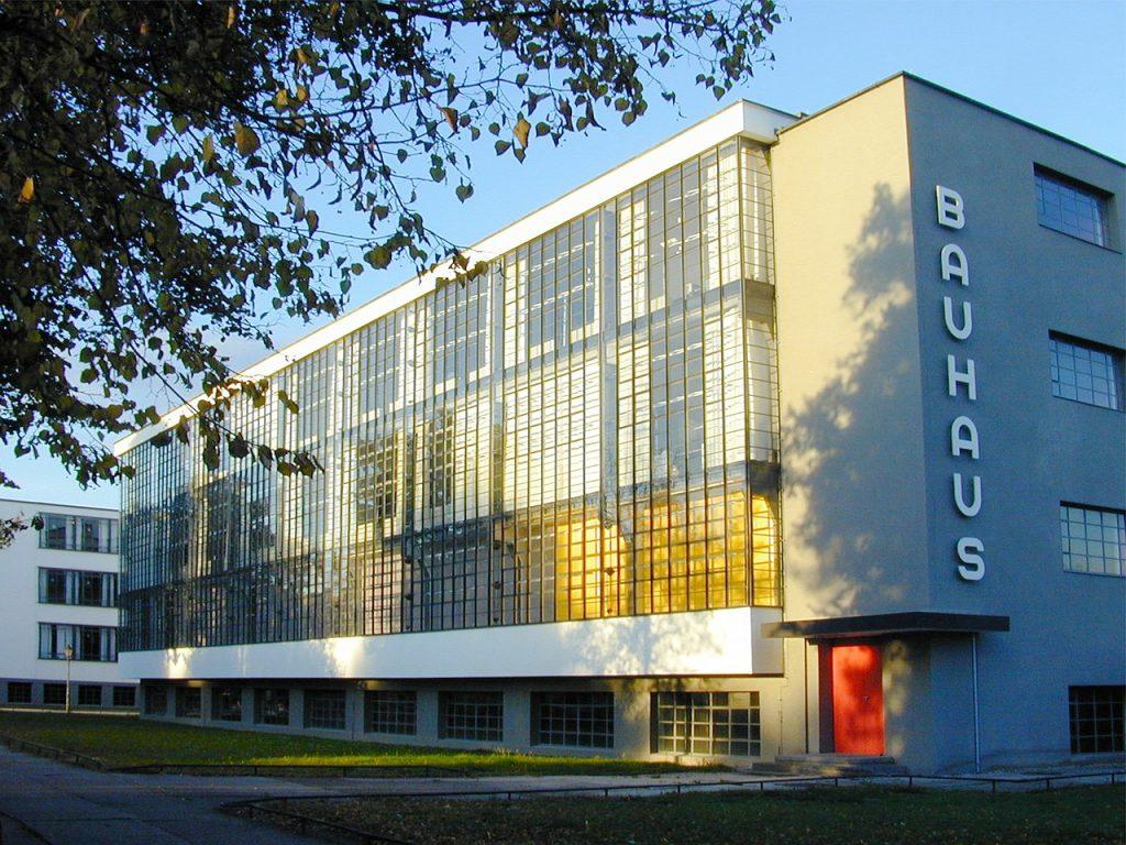 Баухаус мировые тренды в архитектуре