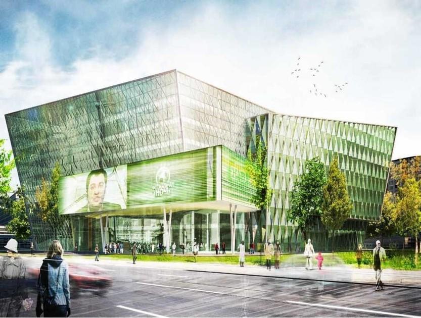 Дом для НТВ - конкурс для дизайнеров и архитекторов