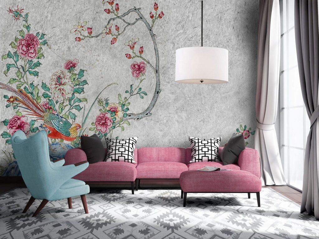Цвет стен фэншуй