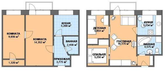 Алексей Головченко Константин Бобров перепланировка квартиры