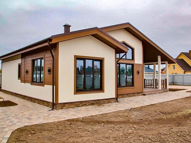 Энергоэффективность в строительстве домов