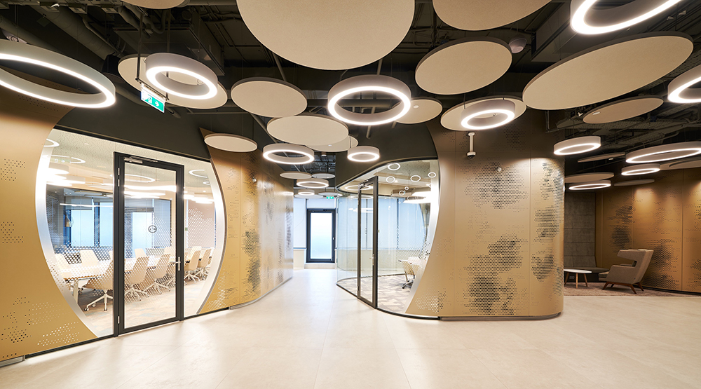новая штаб-квартира Сбербанка от Evolution Design и T+T Architects