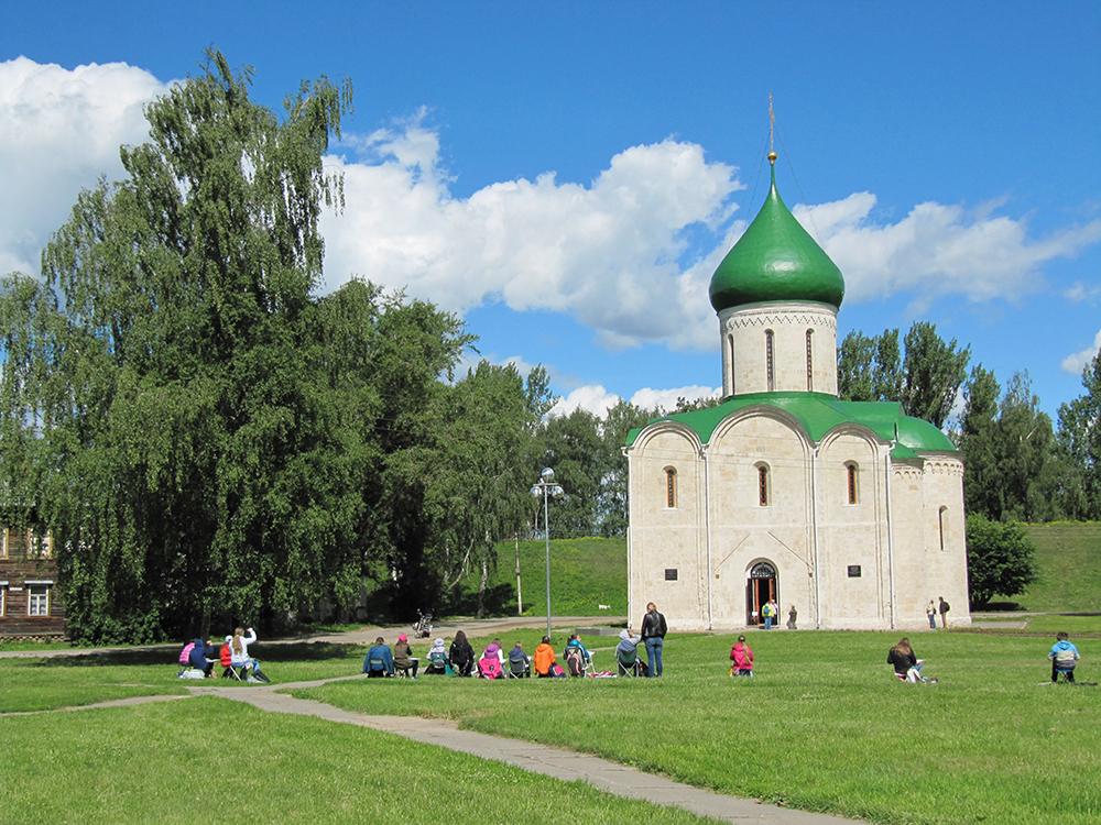 Спасский собор в Переславле-Залесском