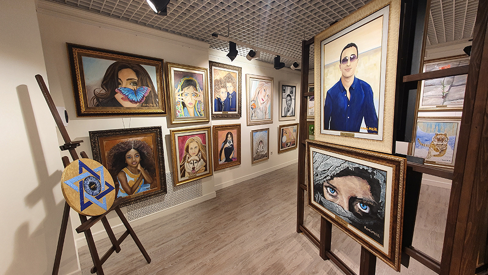 Арт галерея Rami Meir Art Studio