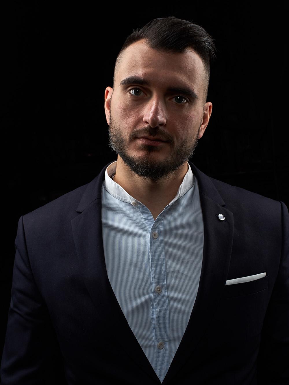 Цепелев Константин,  основатель и генеральный директор компании BRIGHT BURO. Светодизайн и Комплектация