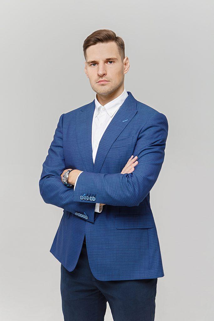 Кирилл Подобед главный архитектор проекта, компания Development Systems