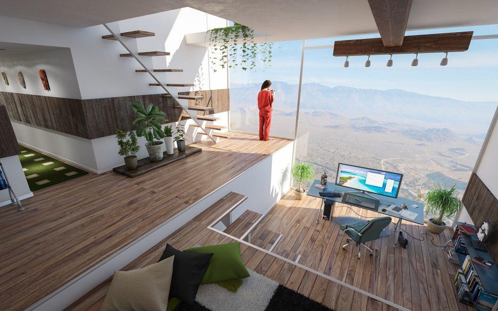 Каким будет дизайн интерьера через 5 лет?