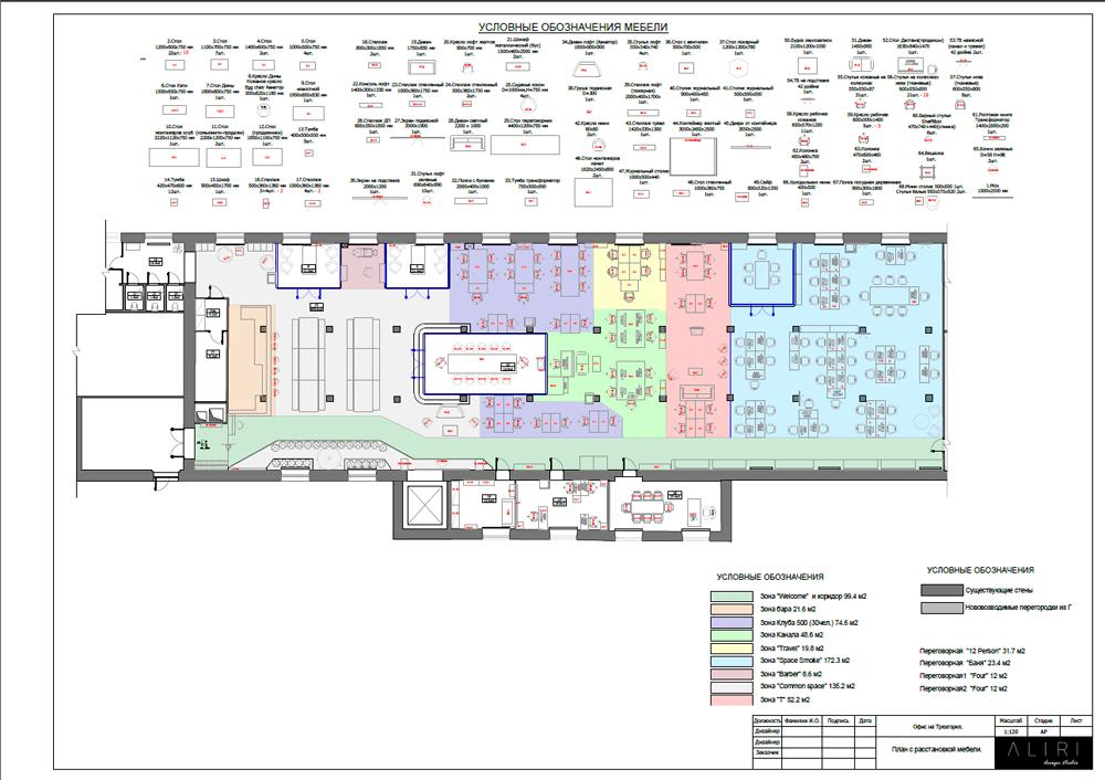 План помещения офиса Трансформатор Портнягина