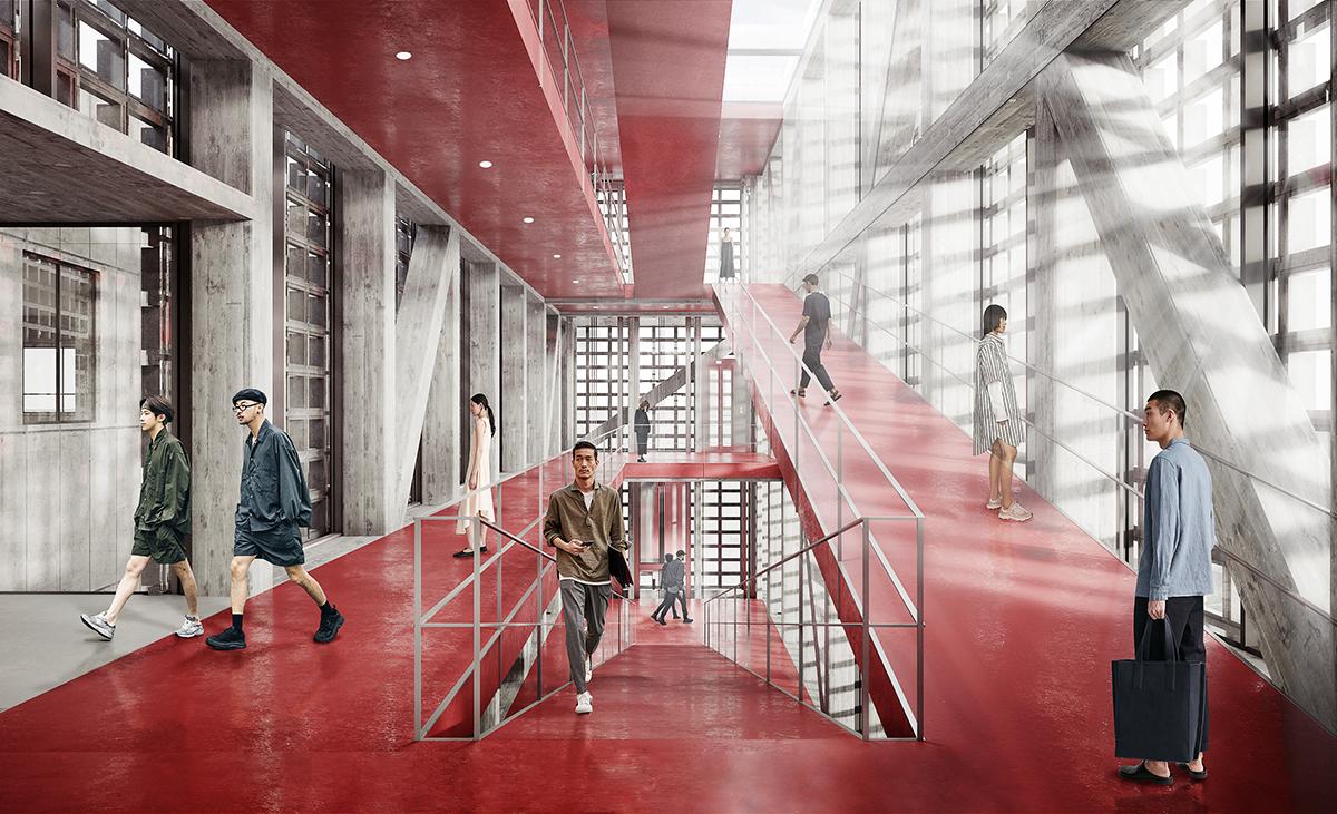 Архитектурная студия IND architects получила награду на WAF China 2020