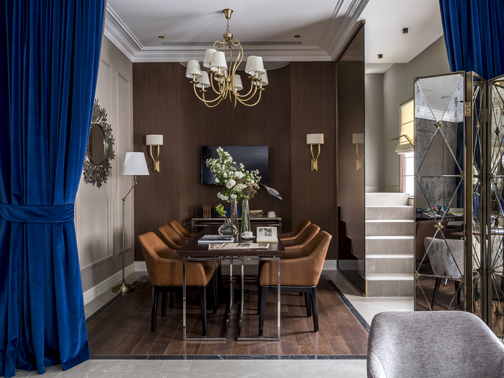 Moscow Curio Collection by Hilton на Малой Дмитровке Chekhoff Hotel Moscow