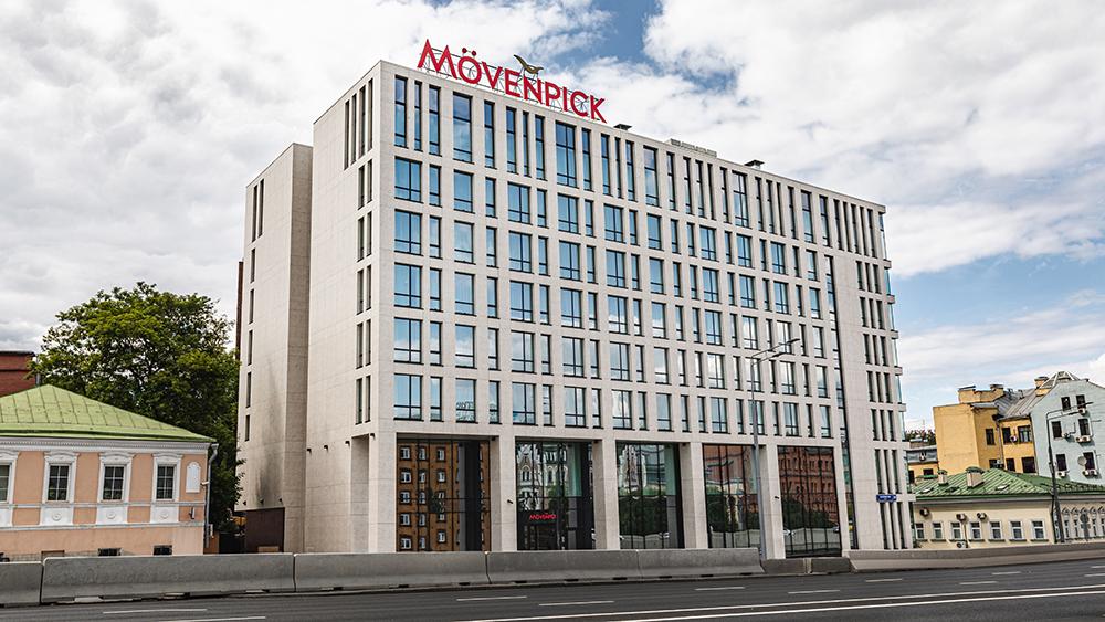 Декор в стиле Швейцарии: Mövenpick Moscow Taganskaya от Front Architecture