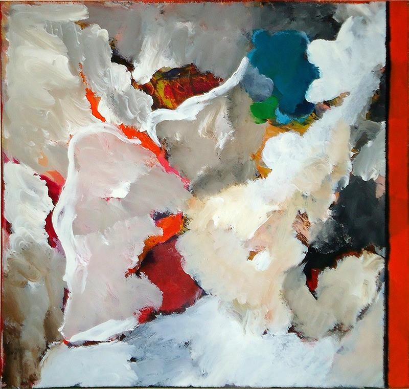 """Выставка """"Переписка из двух углов"""" Галерея А3"""