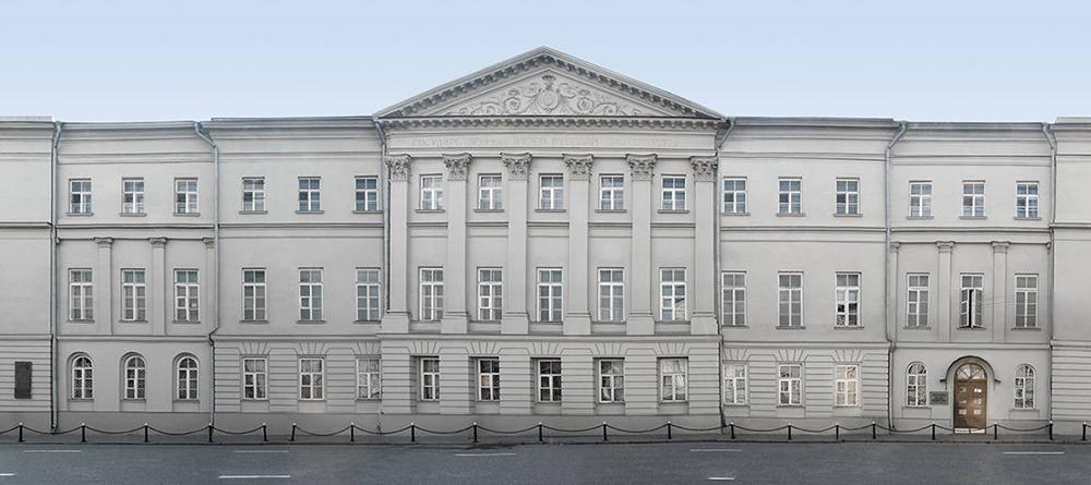 «Ночь музеев» в Государственном музее архитектуры имени А.В. Щусева