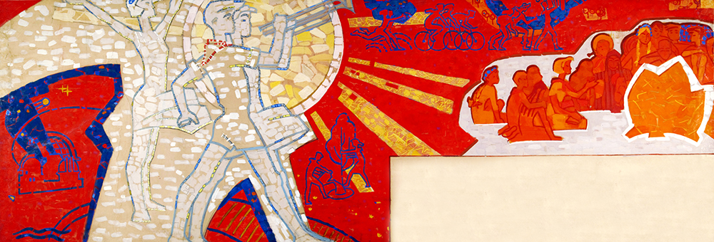 Выставка «Профессия-реставратор. Мастерские Музея архитектуры им. А.В. Щусева»